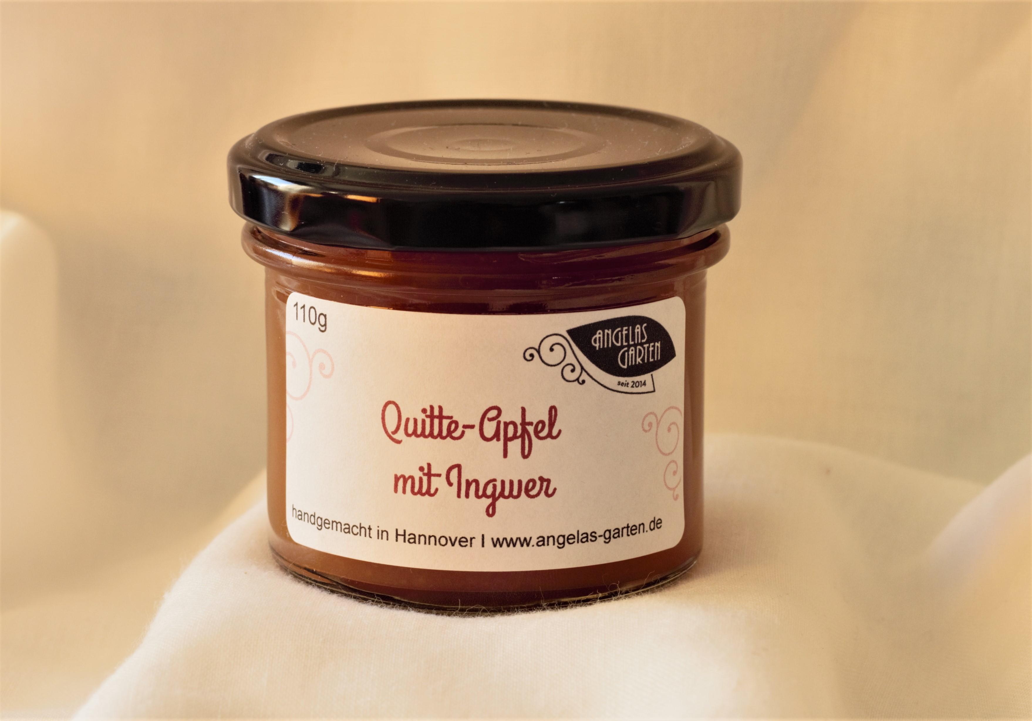 Quitte-Apfel mit Ingwer 110g